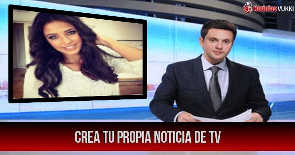 Crea Tu Propia Noticia De Tv